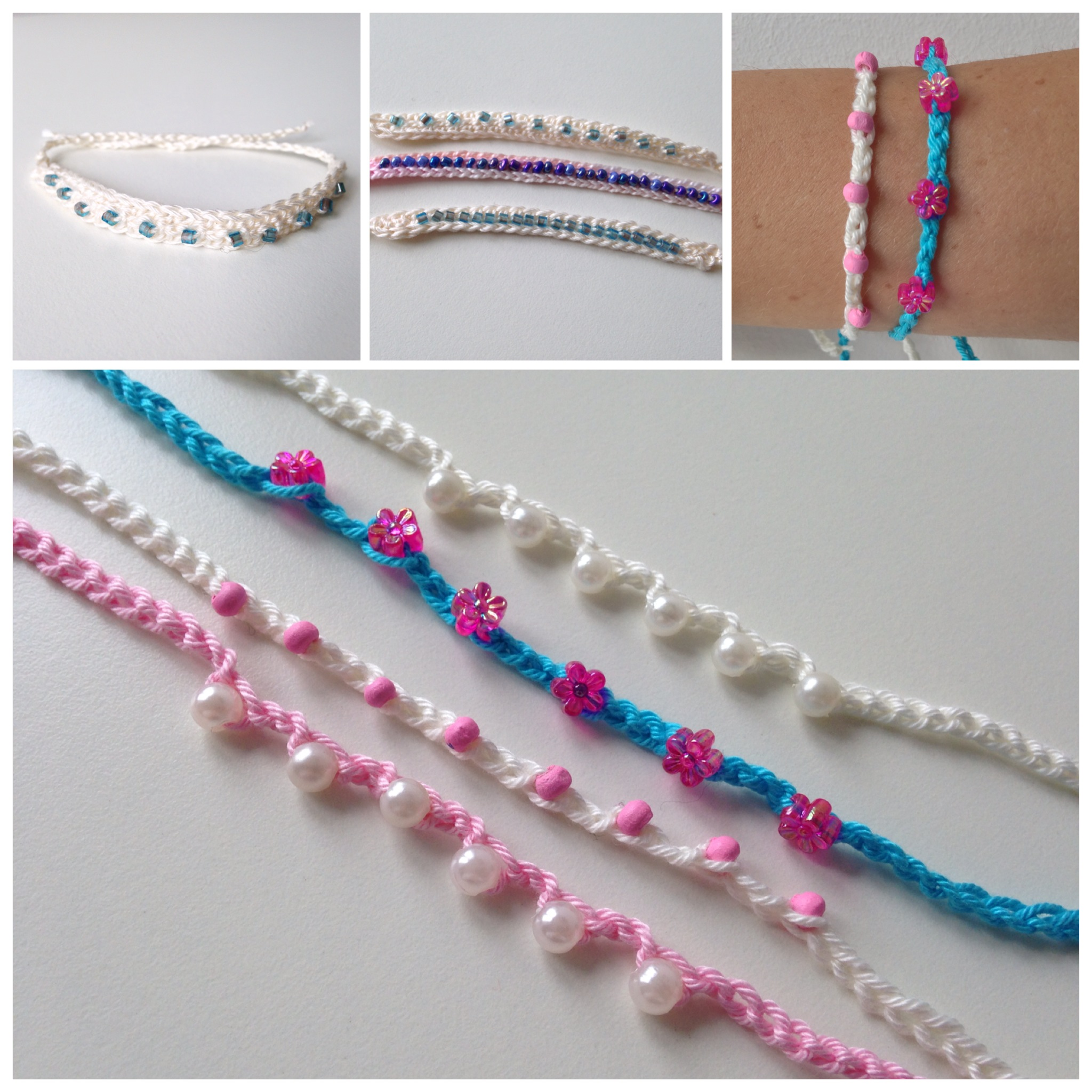 maRRose - CCC: friendship bracelets