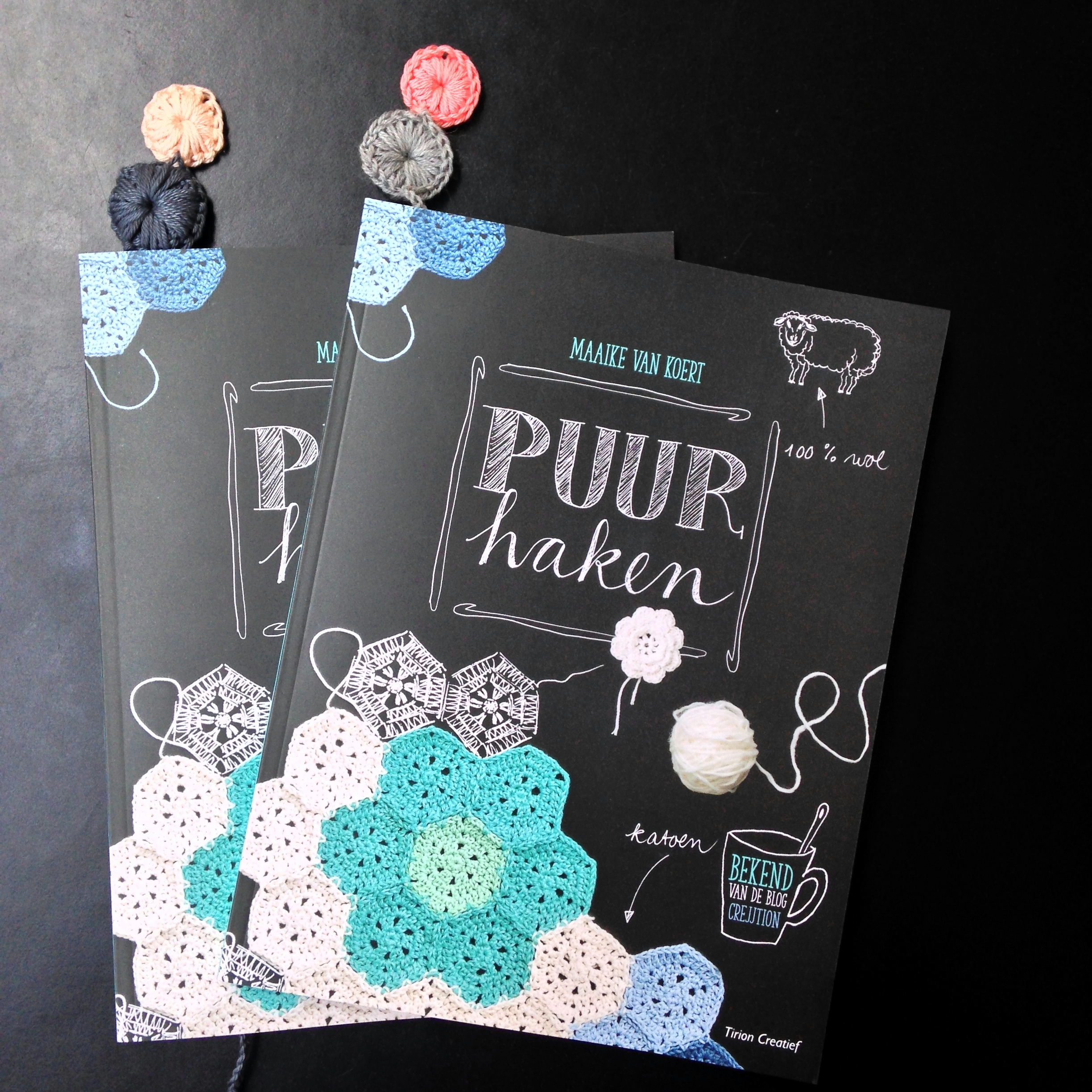 "maRRose - CCC: ""PUUR haken"", book review"