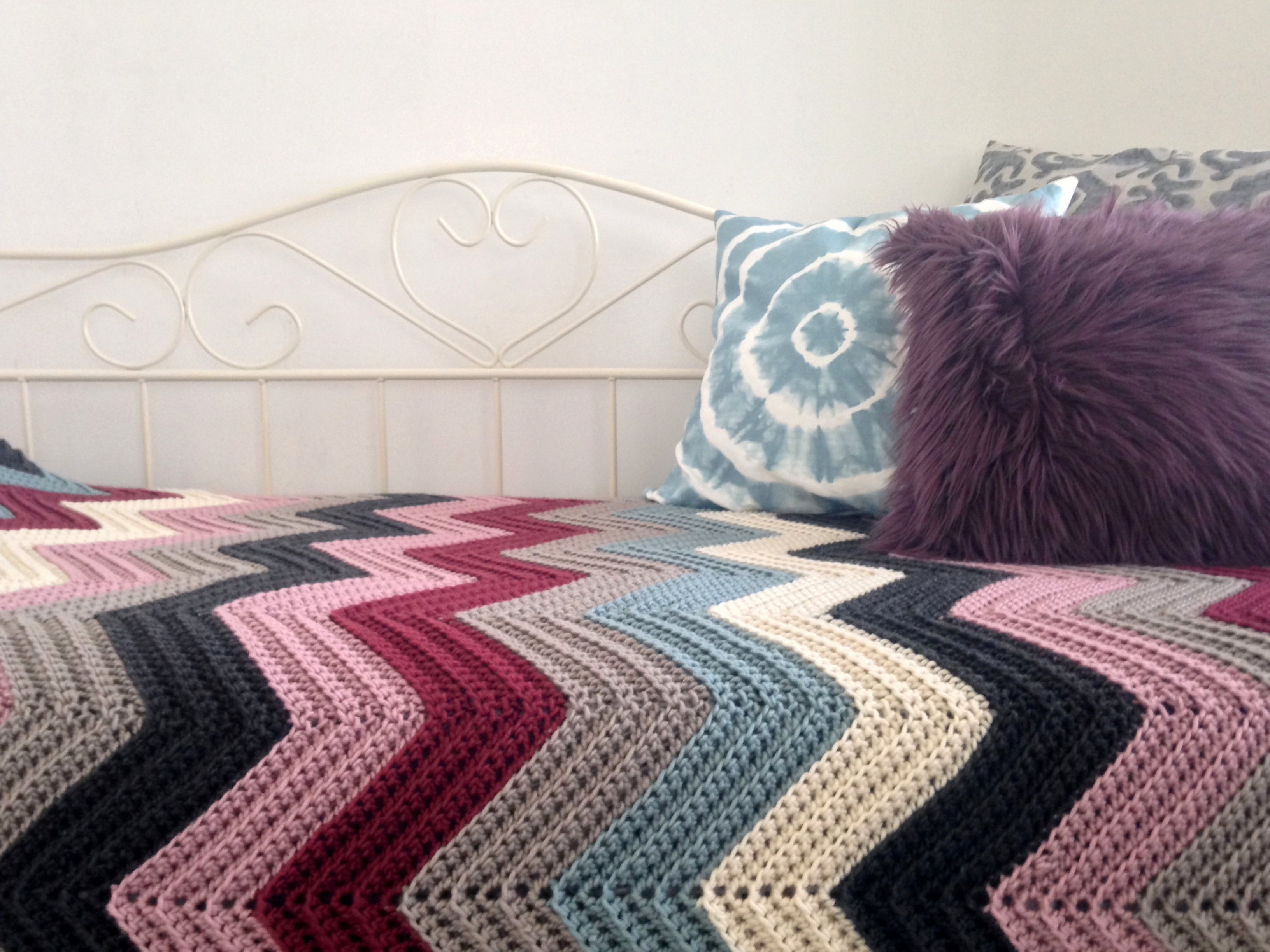 Chevron Blanket Marrose