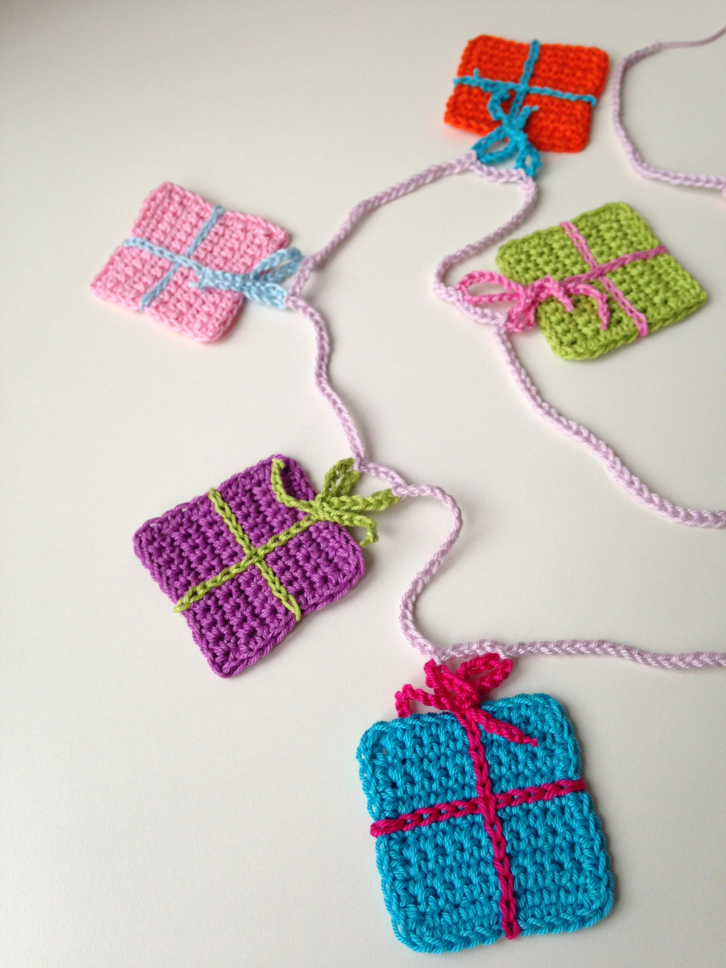 maRRose - CCC: crocheted x-mas presents/gifts