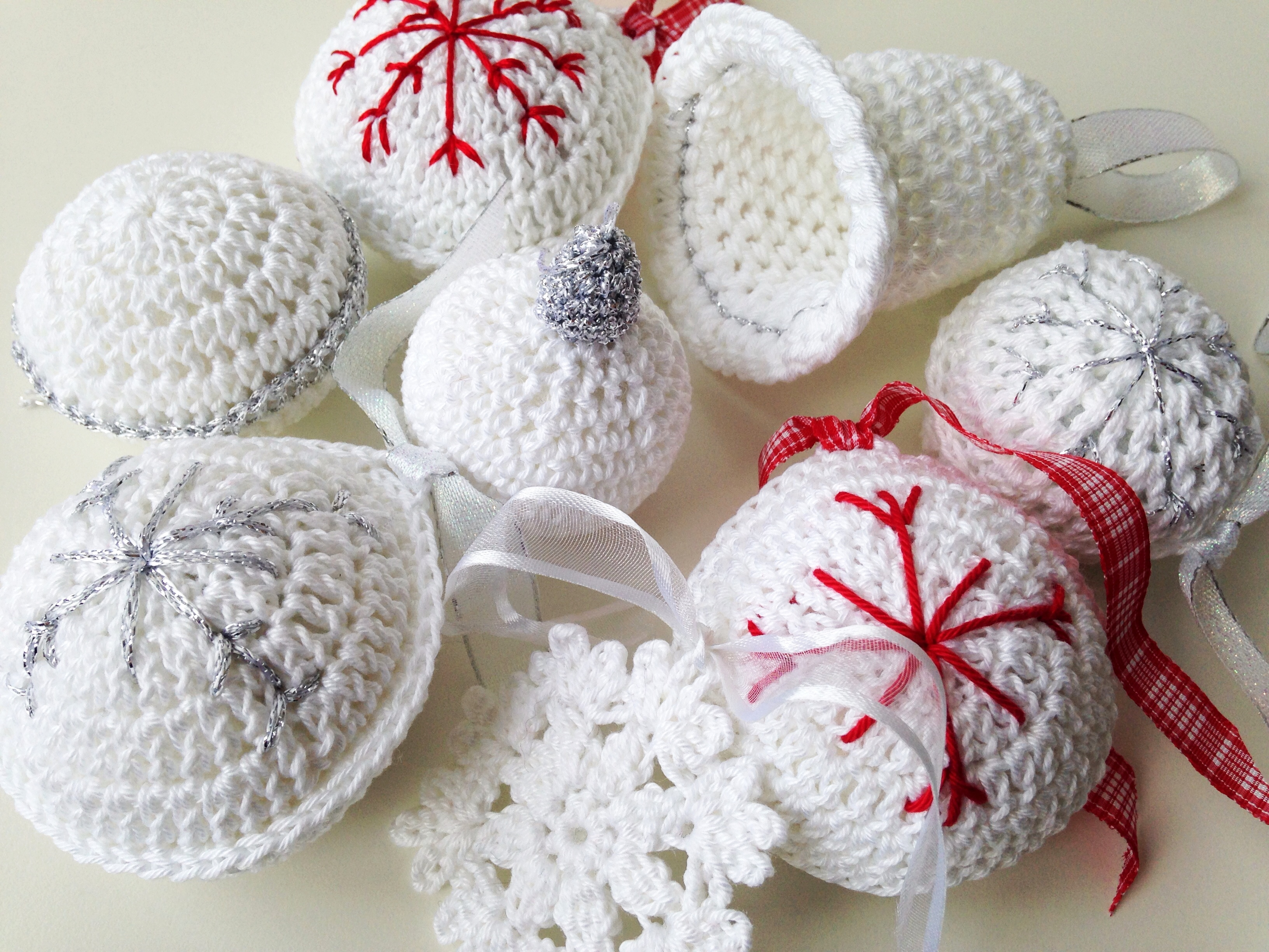 maRRose CCC: christmas balls/baubles