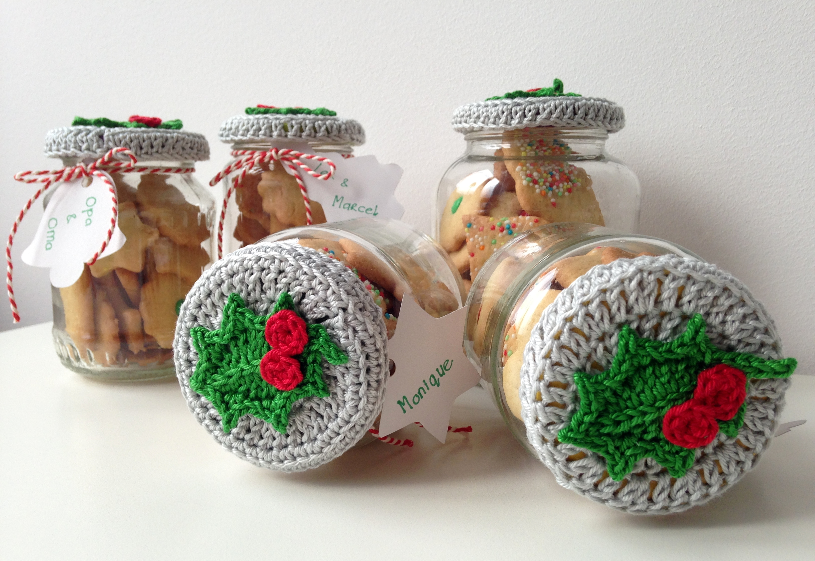 maRRose - CCC: Christmas cookie jars