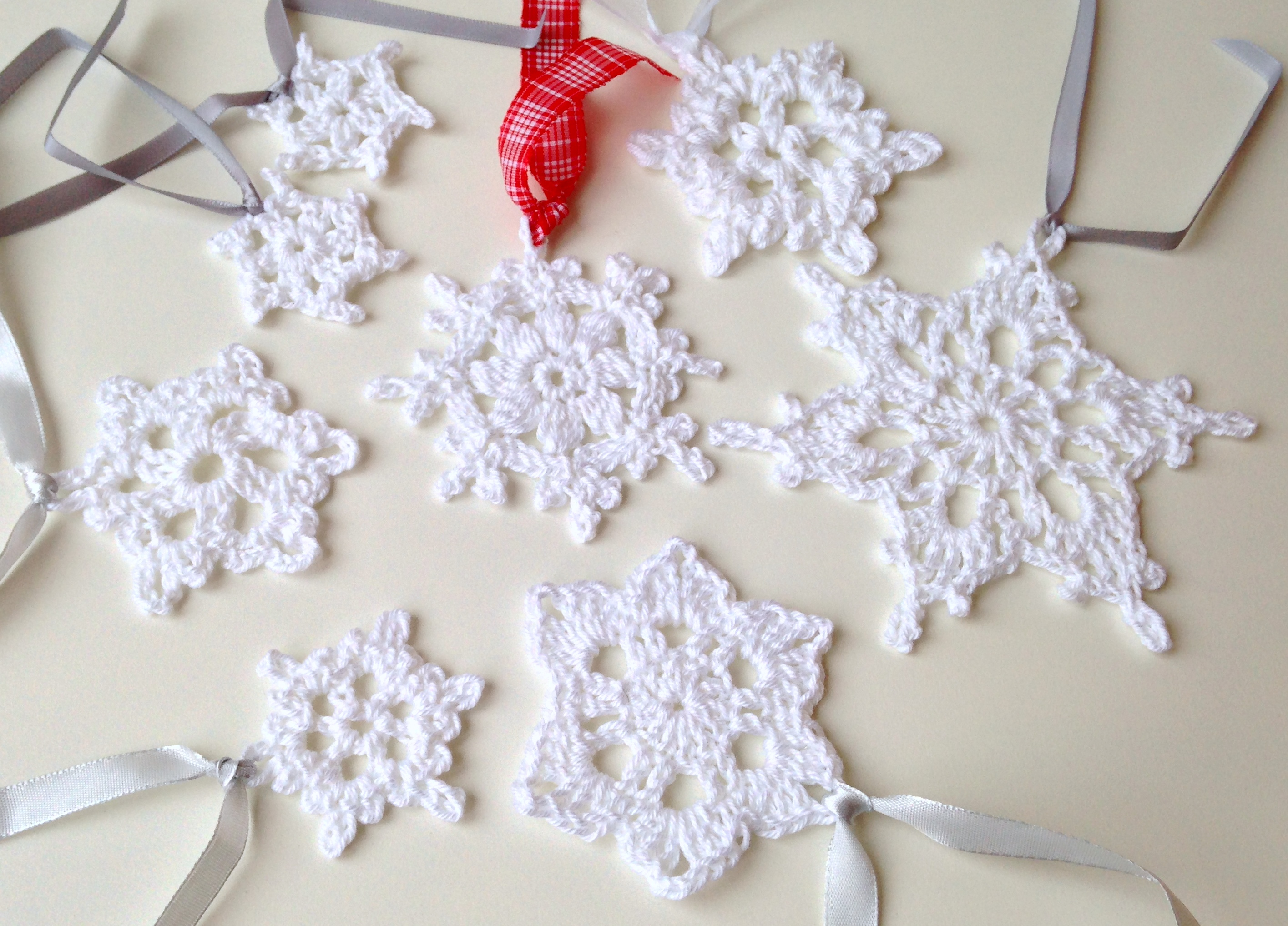 maRRose - CCC: snowflakes