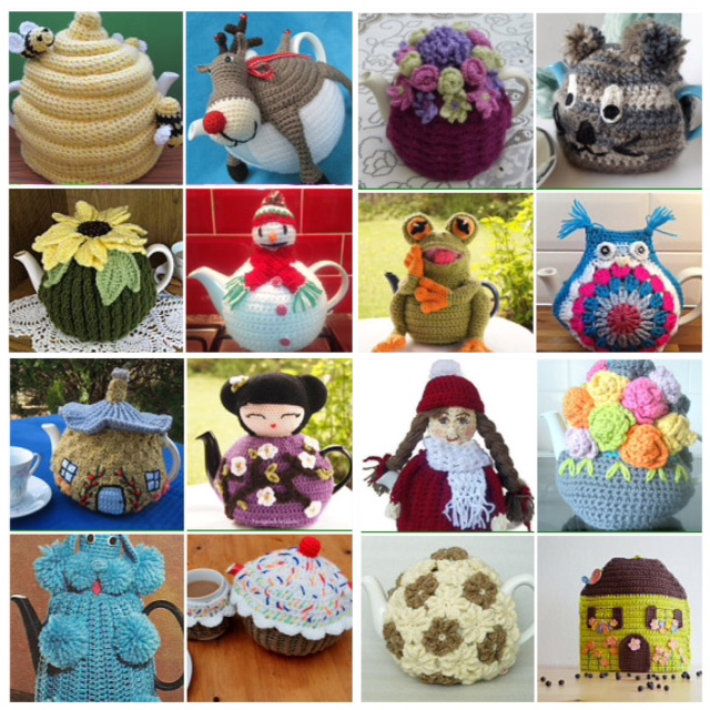 maRRose - CCC: Treasury Tuesday, tea cosies