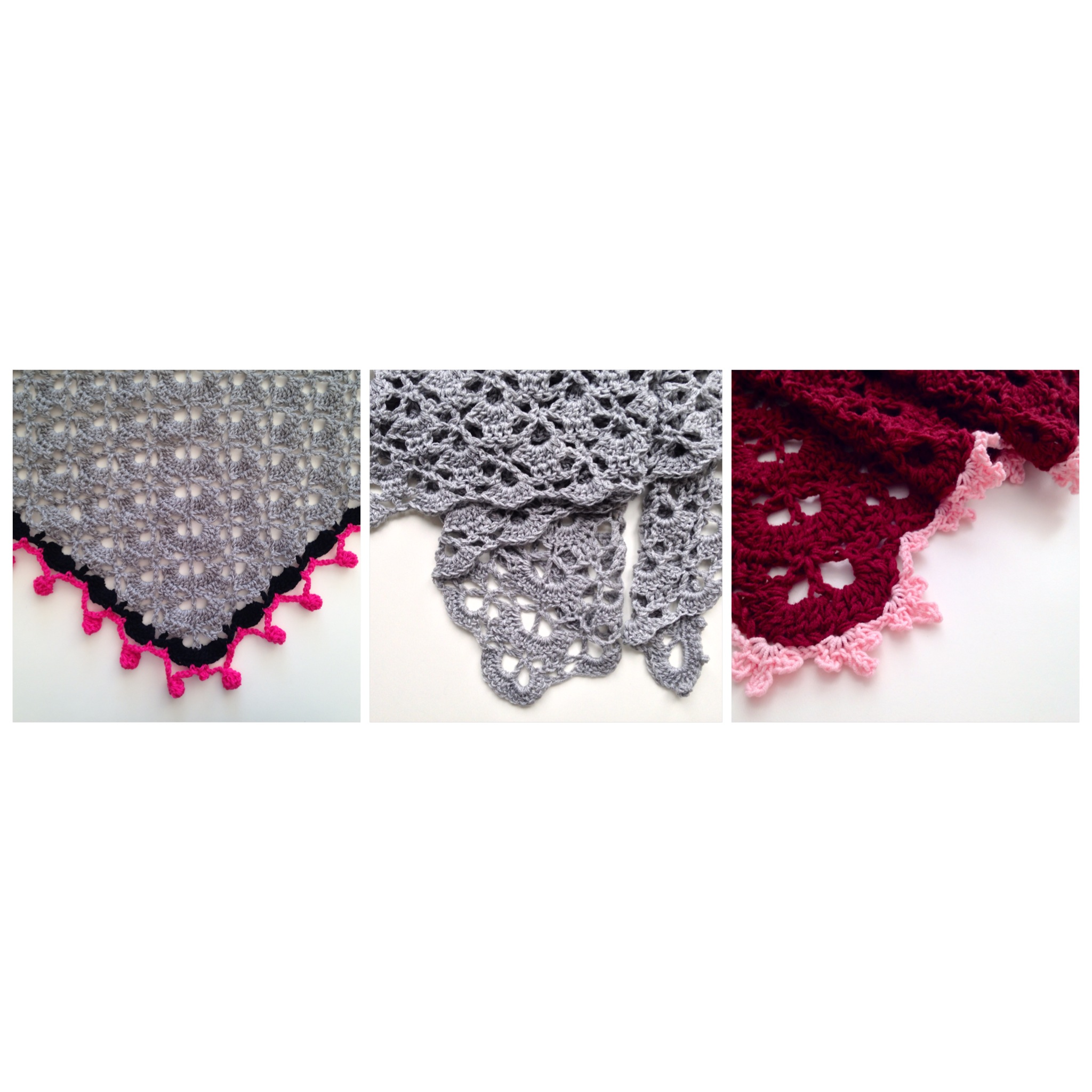 maRRose - CCC: South Bay Shawls