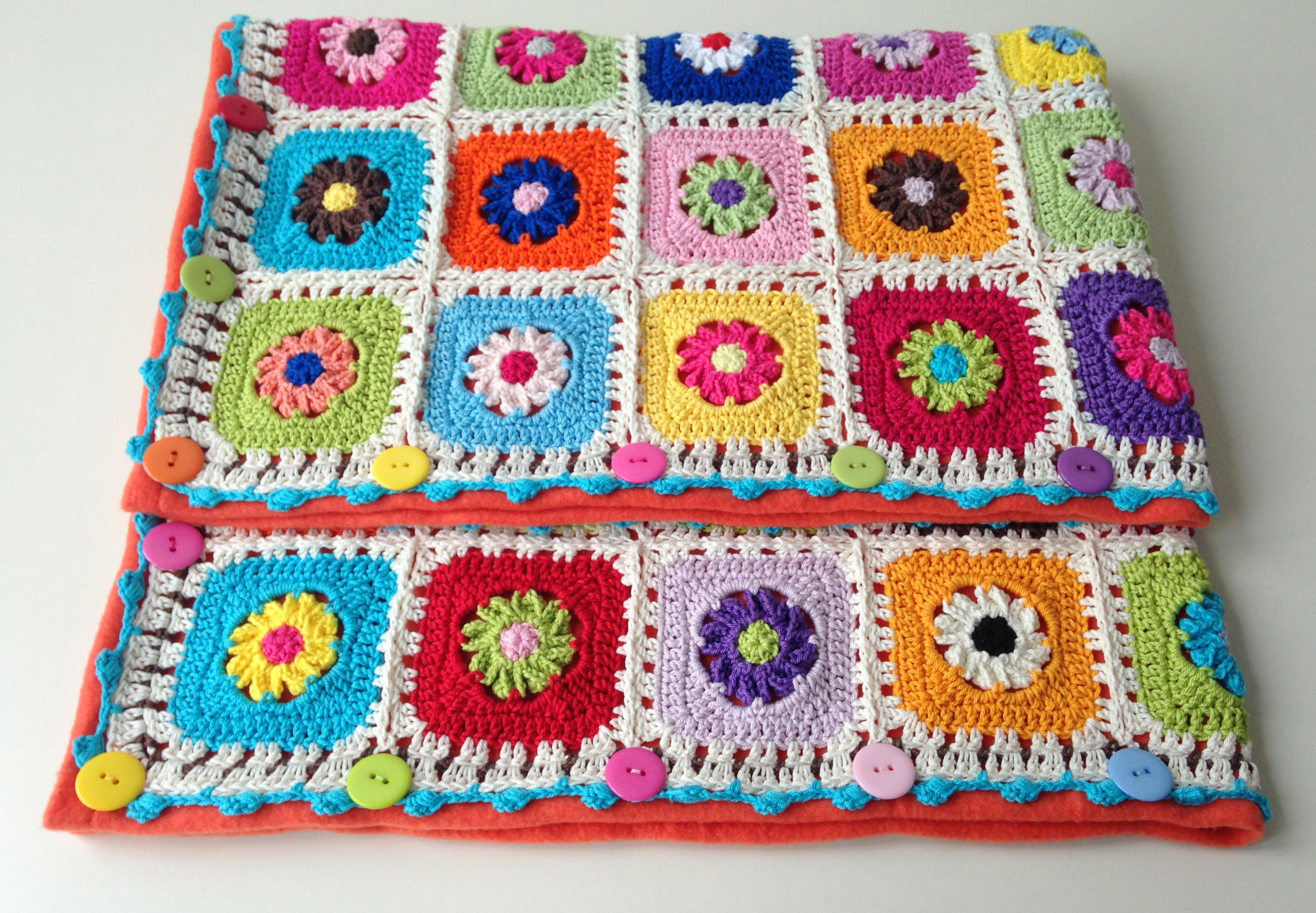 maRRose - CCC: Rose Baby Blanket