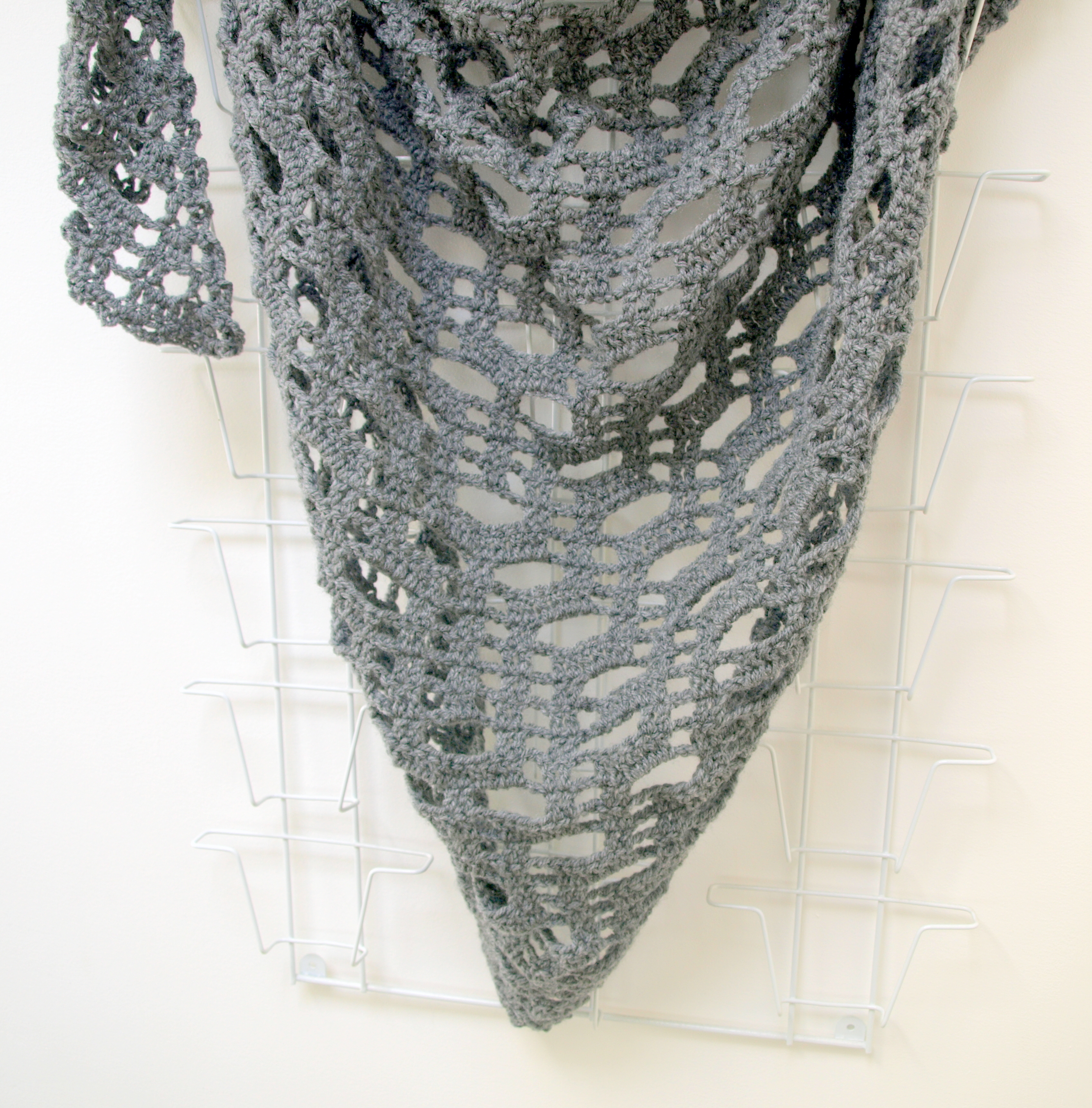 maRRose - CCC: Geometric Shawl