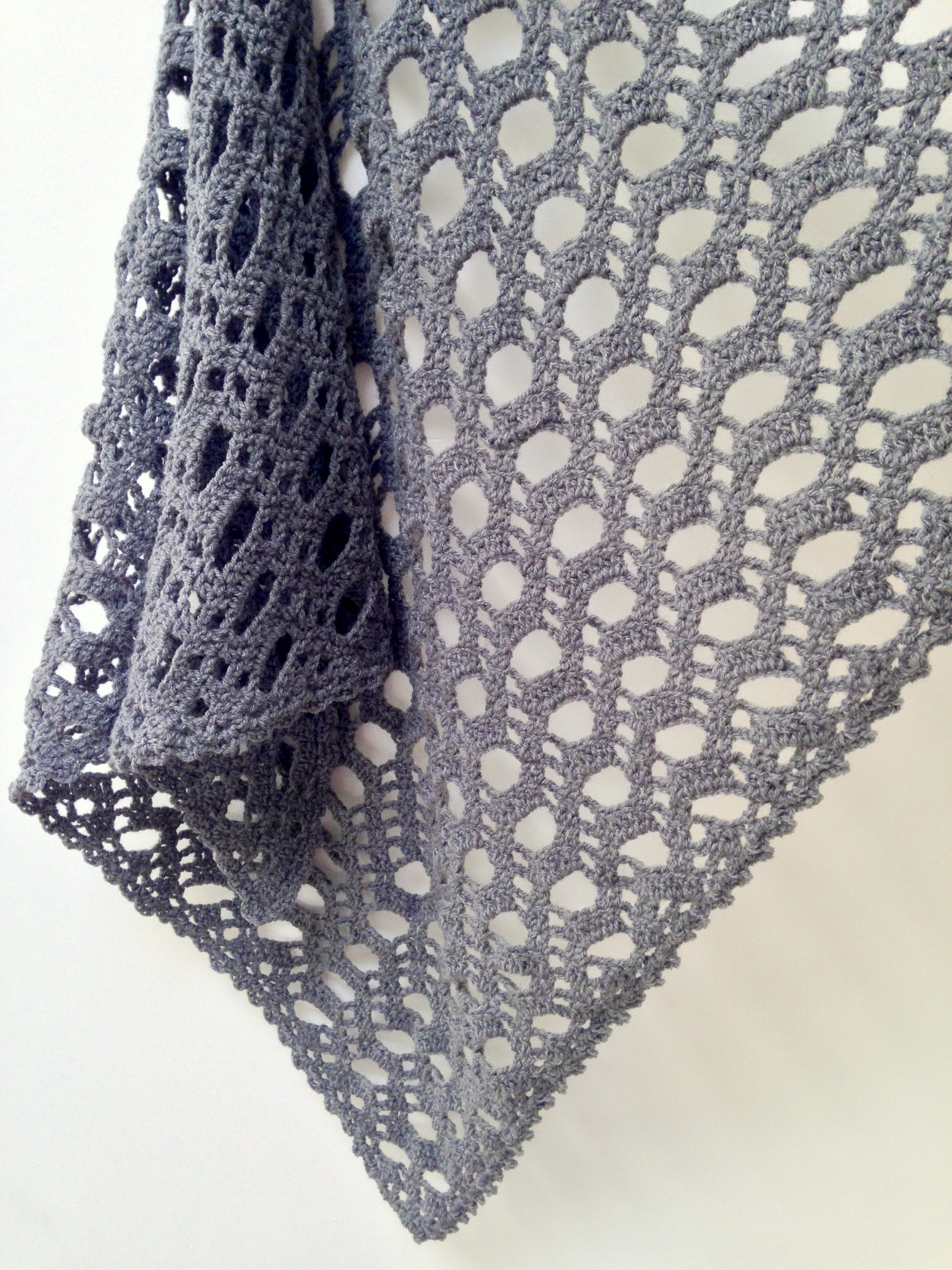maRRose - CCC --- Geometric Shawl-13