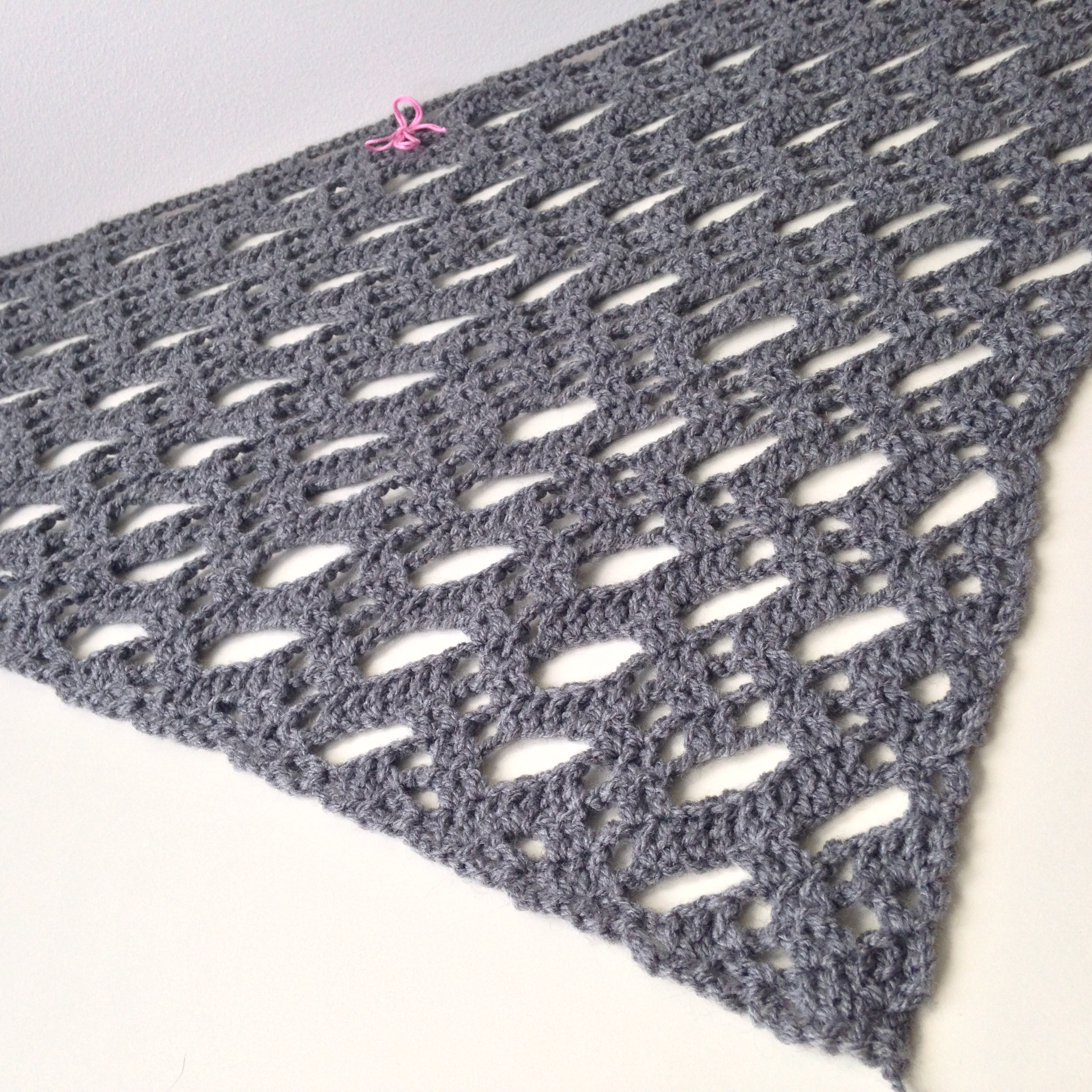 maRRose - CCC --- Geometric Shawl