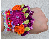 maRRose - CCC --- Treasury Tuesday, Crocheted Flowers-02