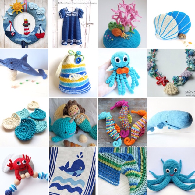 maRRose - CCC --- Treasury Tuesday, Crochet - Maritime Theme-05