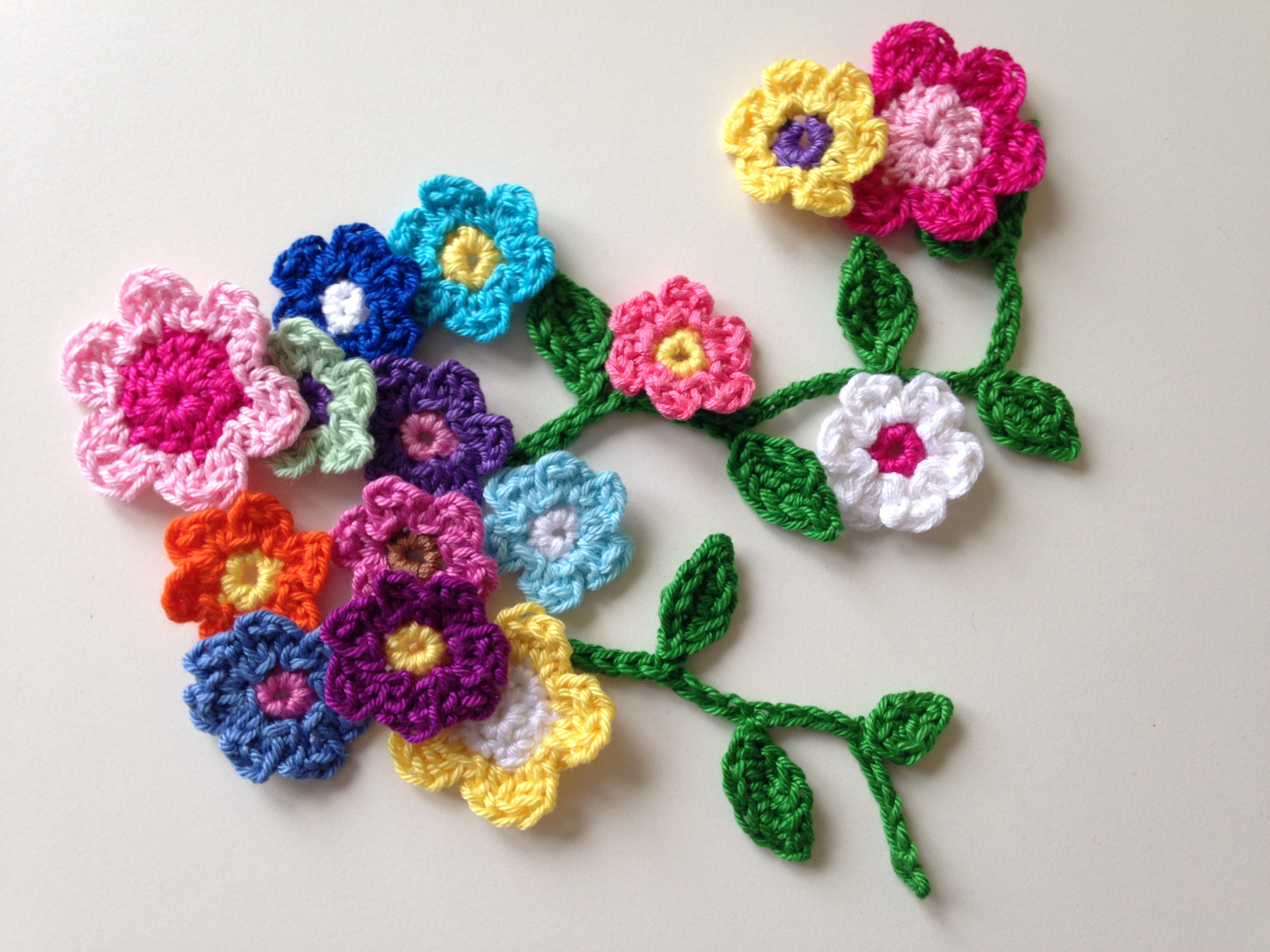 maRRose - CCC --- little flowers garland-01