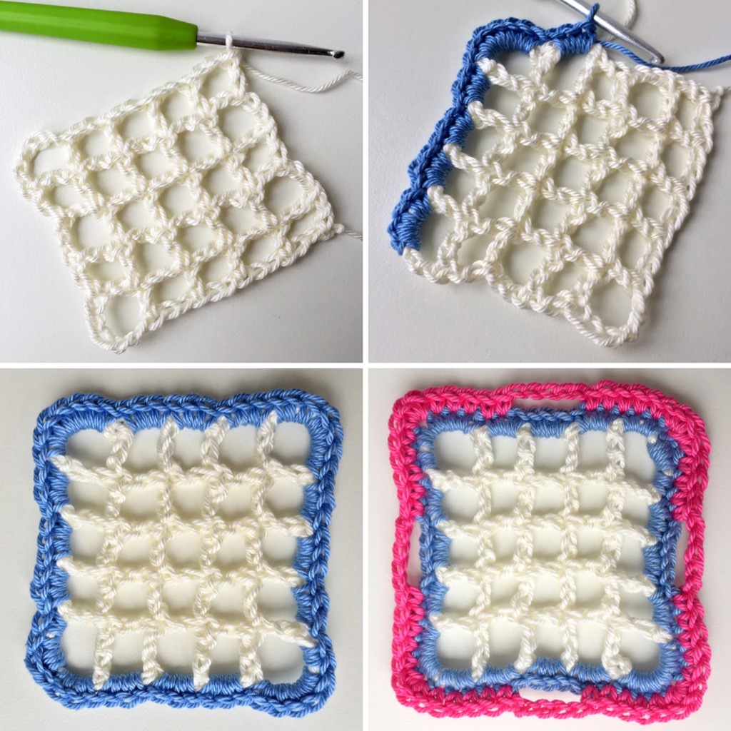 maRRose - CCC --- Granny Square Abby-130