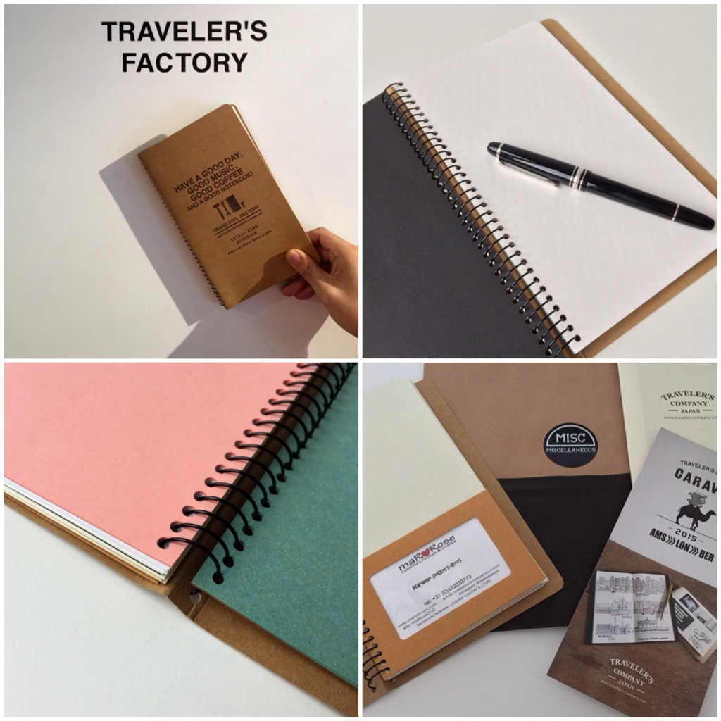 maRRose - CCC --- Miscellaneous-Misc -Traveler's Notebook-43