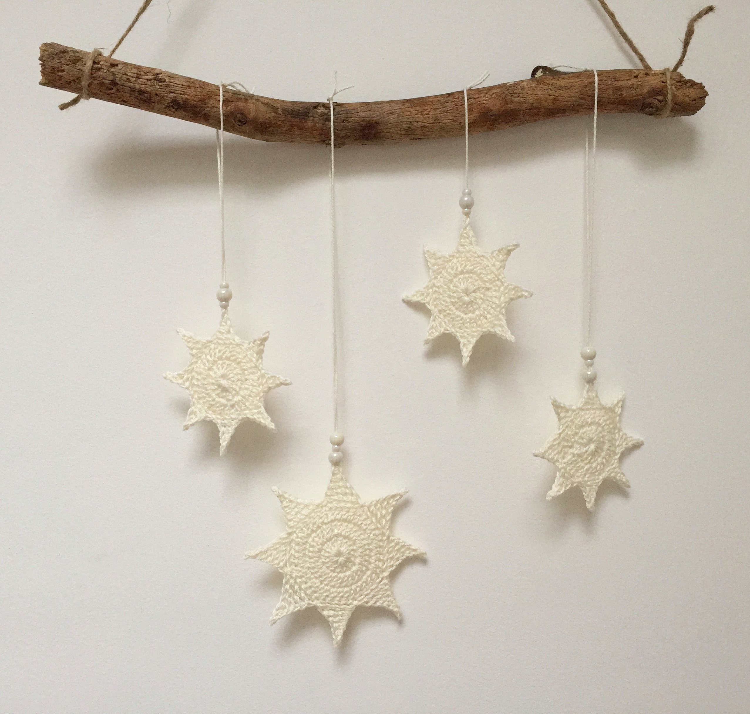 maRRose - CCC --- Crochet Christmas Stars-23