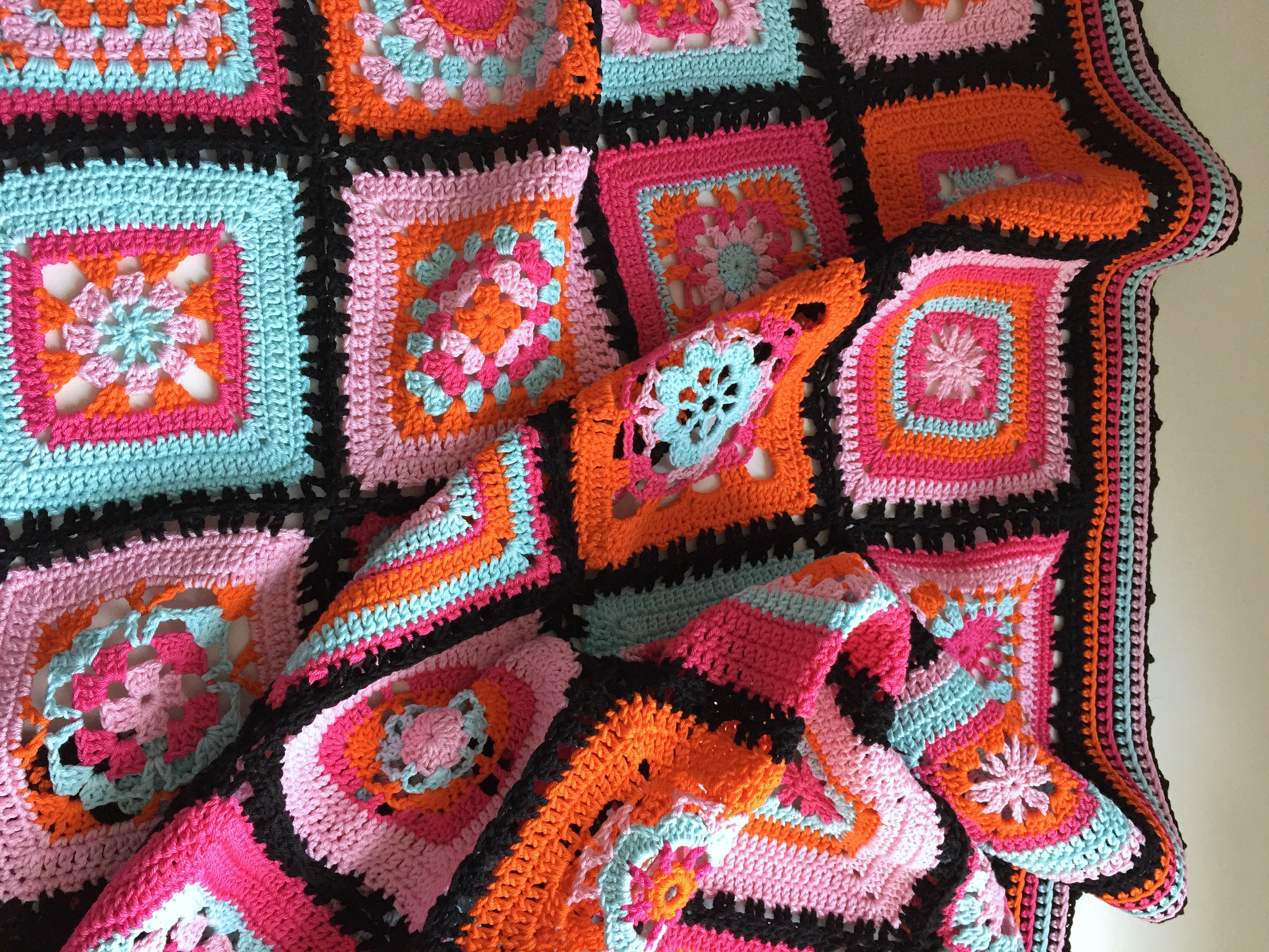 "Follow-up Friday – Babyblanket ""Wynter"" – maRRose"