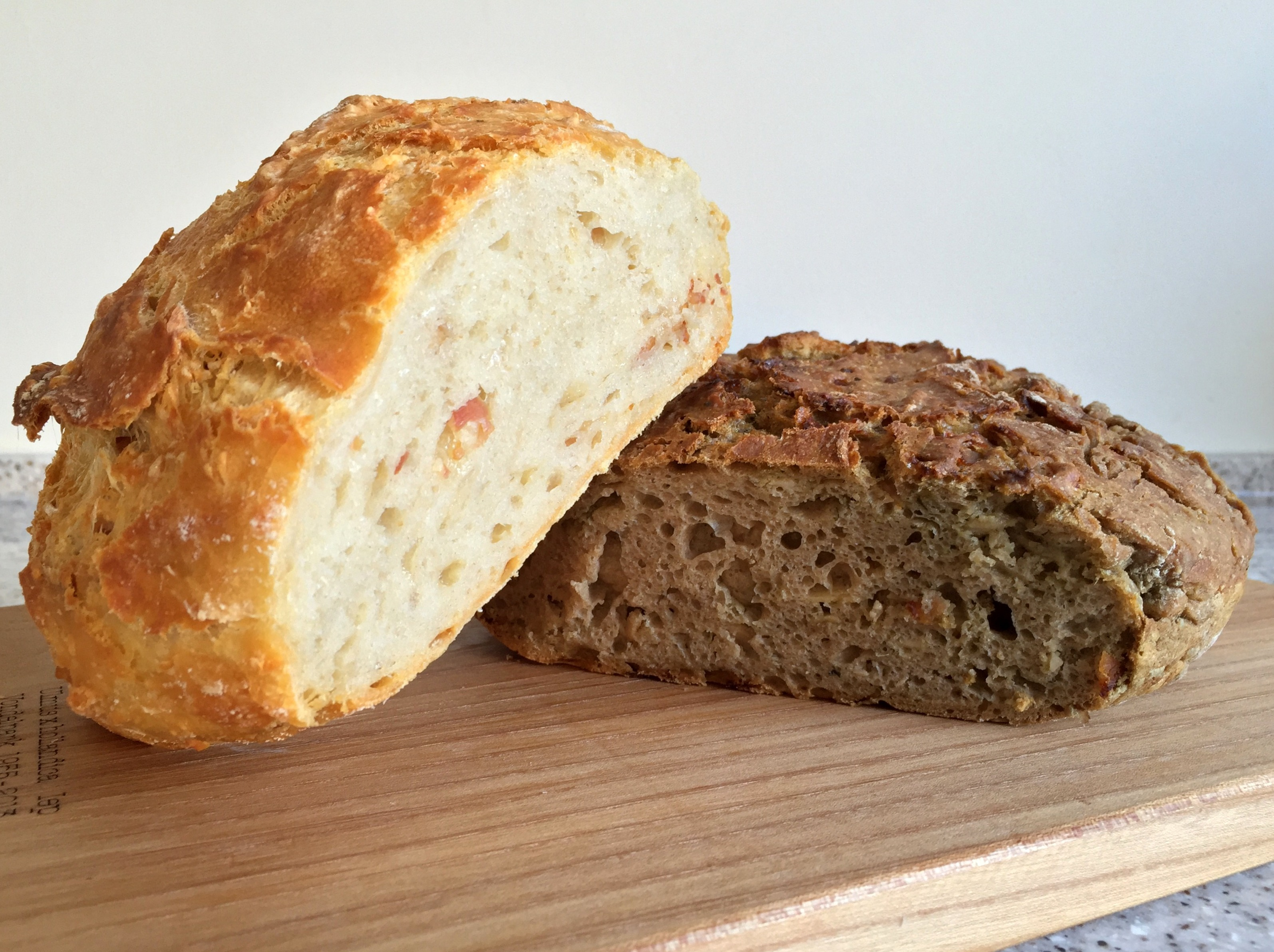 maRRose - CCC --- No-Knead Bread-02