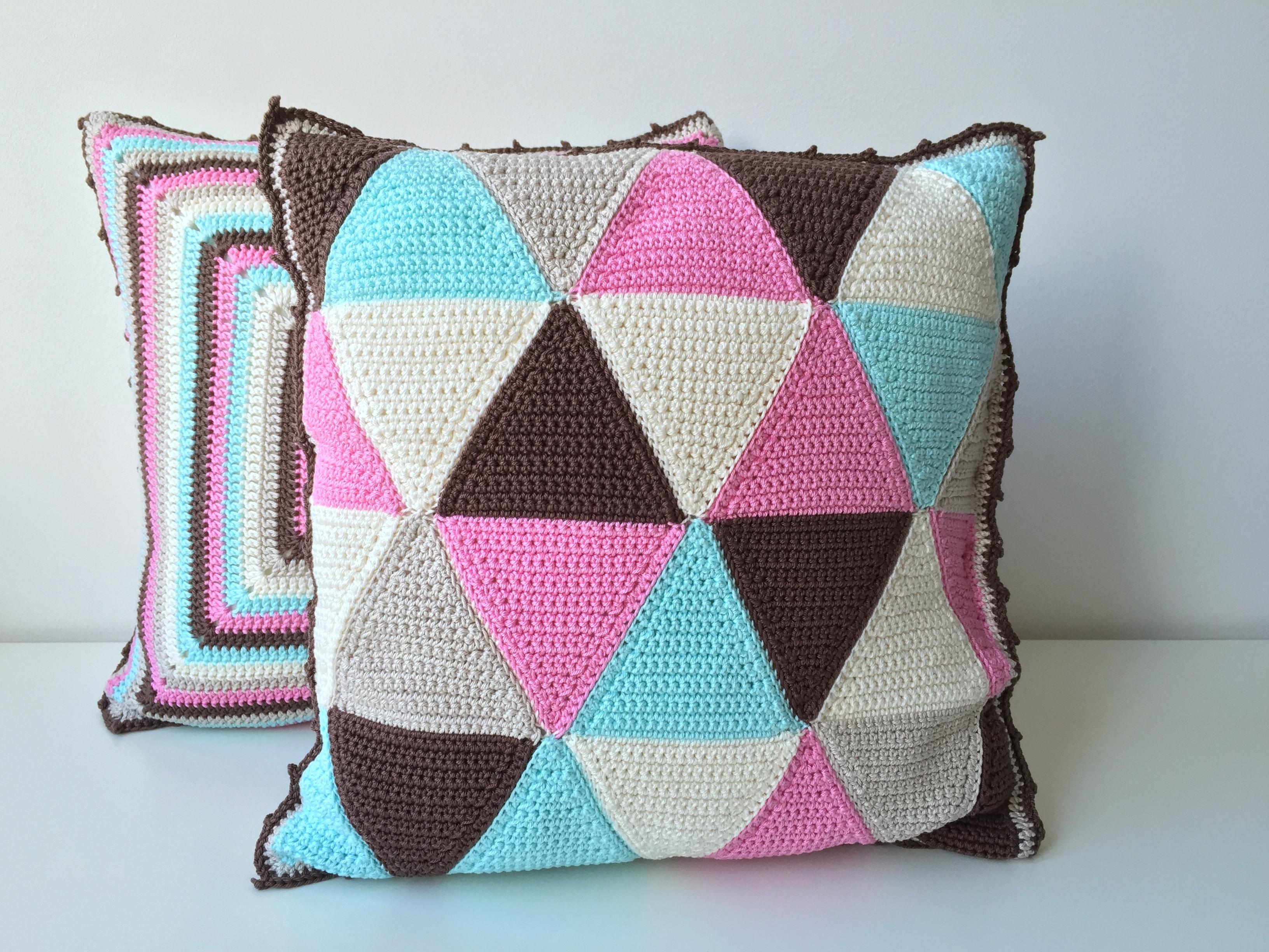 maRRose - CCC - The Gelato Gemini Triangle Cushions-37