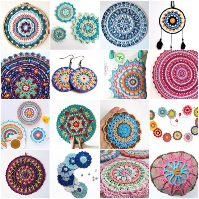 maRRose - CCC --- Treasury Tuesday, Crochet - Mandala Madness-03