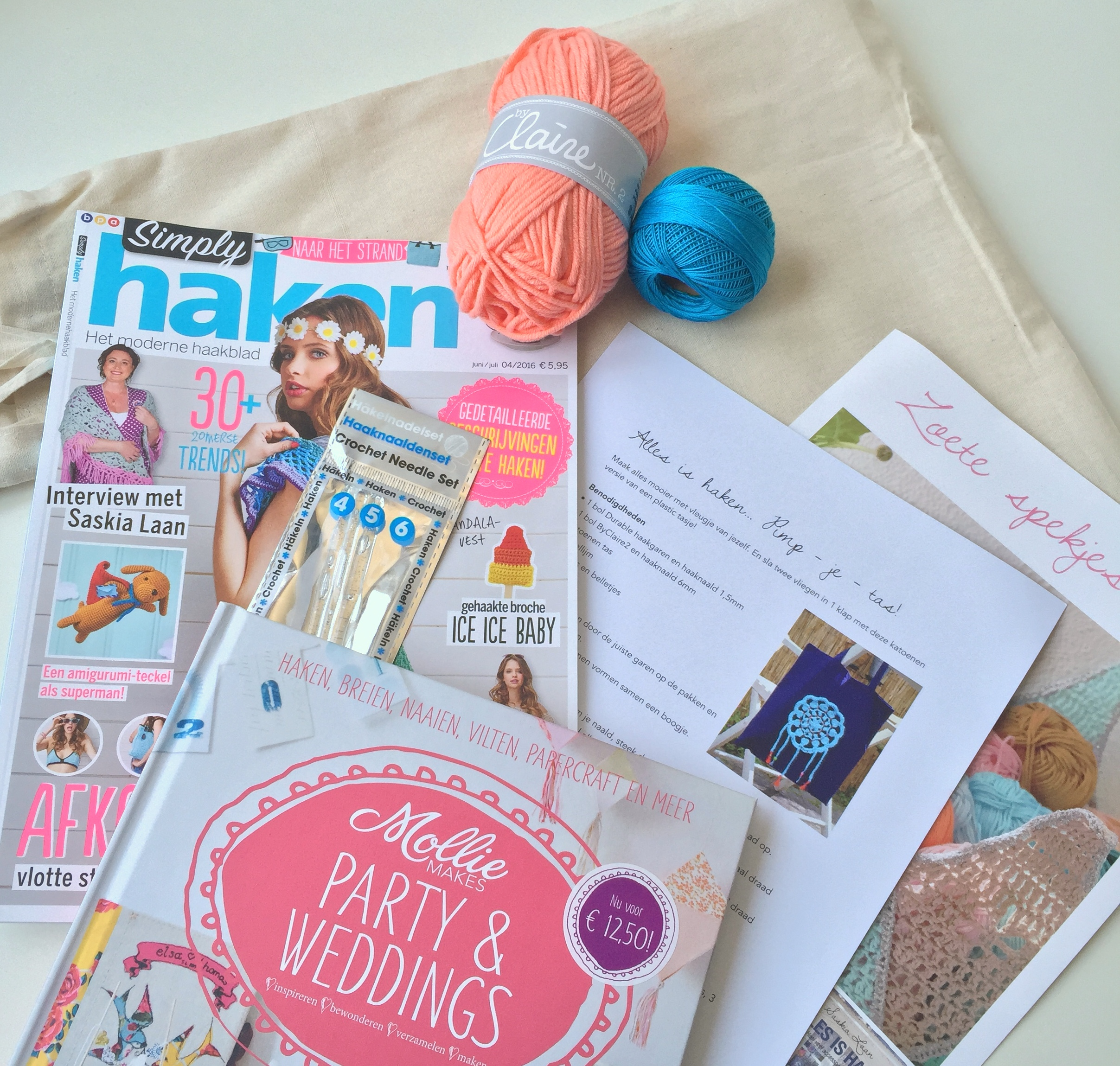 Alles Is Haken Party And Book Review Marrose