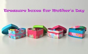 maRRose - CCC --- Treasure Boxes for Mother's Day