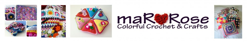 maRRose – Colorful Crochet & Crafts