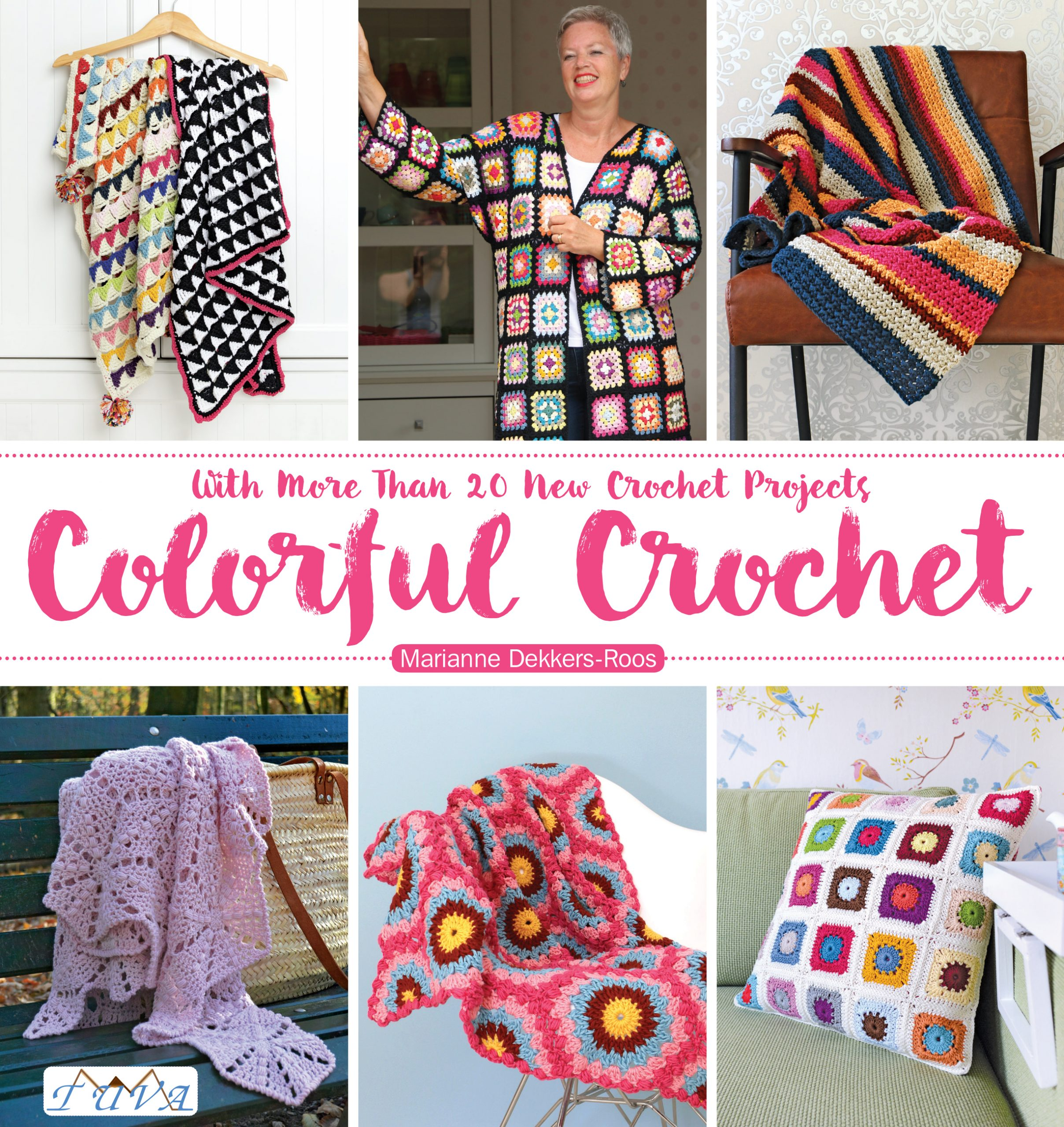 """Colorful Crochet"""