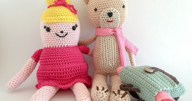 """Designer Amigurumi"" – book review & giveaway"
