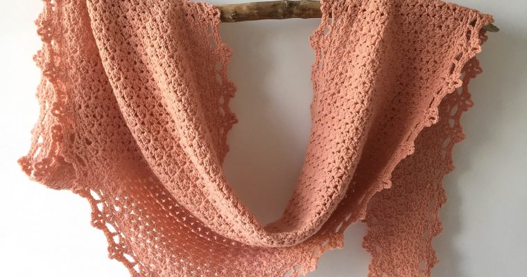 """Delicious Crochet Shawls"" – book review and giveaway"